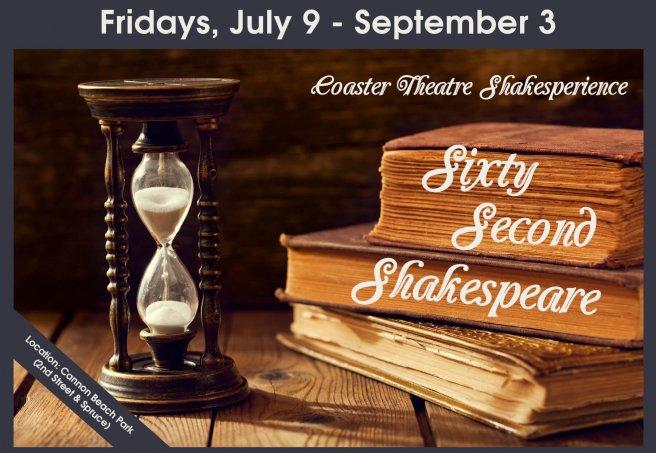 60 Second Shakespeare